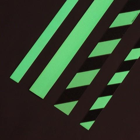 Protišmyková páska fluorescenčná