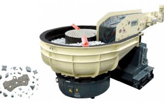 Rosler vibračné zariadenie typ A