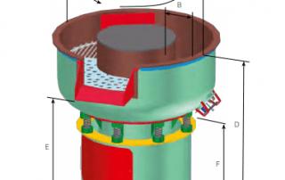 Rosler vibračný bubon EC schéma